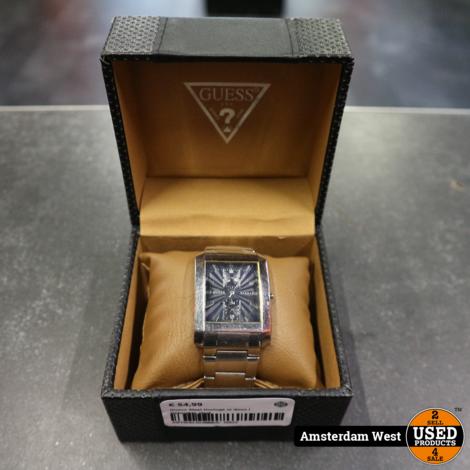 Guess Steel Horloge in doos | Nette staat