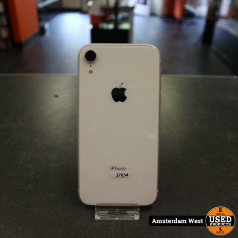 iPhone XR 64GB Wit