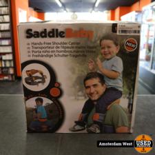 SaddleBaby Schouder zitje