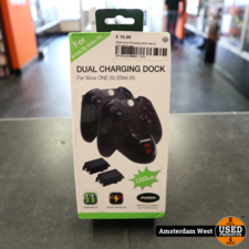 Xbox One Dobe Dual Charging Dock met 2x accu Xbox one