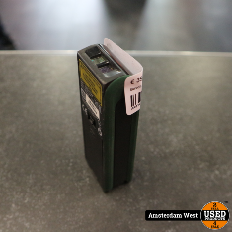 Bosch Zamo Laserafstandsmeter