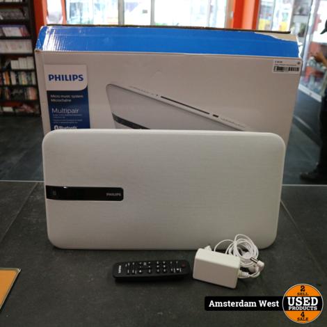 Philips BTM2660W CD/AUX/Bluetooth speaker