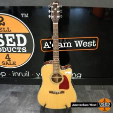 Ibanez Artwood Semi akkoestische gitaar