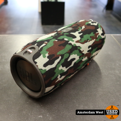 JBL Xtreme Camo | Nette staat