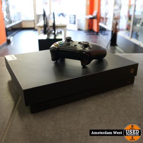 Xbox One X 1TB Zwart