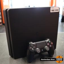 sony PlayStation 4 500GB Slim Zwart