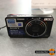 sony Sony DSC-W570 Zwart 16.1 Megapixel camera