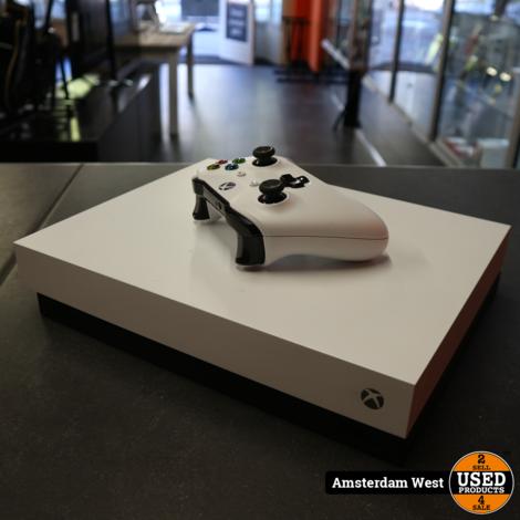 Xbox One X 1TB Wit