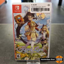 Nintendo Switch Game : Remilore Lost girl in the lands of Lore