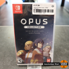 Nintendo Switch Game : OPUS Collection