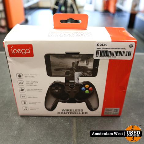 Ipega Wireless Controller PG-9078 | Nieuw in doos
