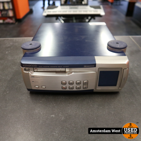 Kenwood X-VH7 Casettedek recorder