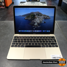 apple Macbook 12 Early 2015 Gold