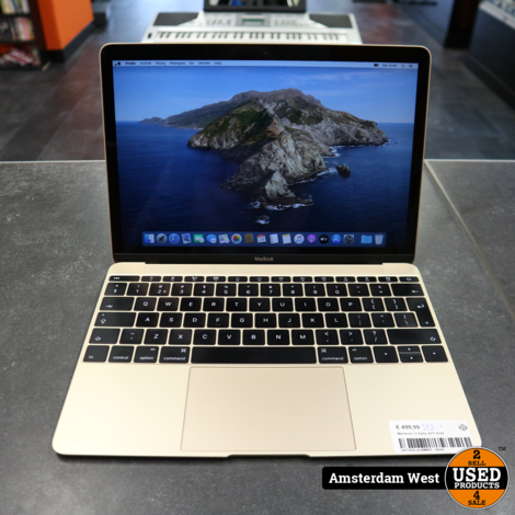 Macbook 12 Early 2015 Gold