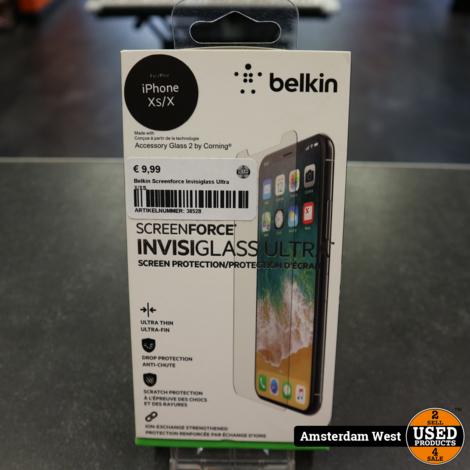 Belkin Screenforce Invisiglass Ultra X/XS