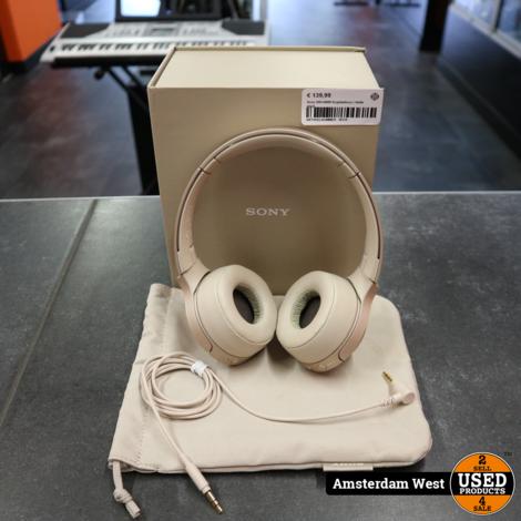 Sony WH-H800 Koptelefoon   Nette staat