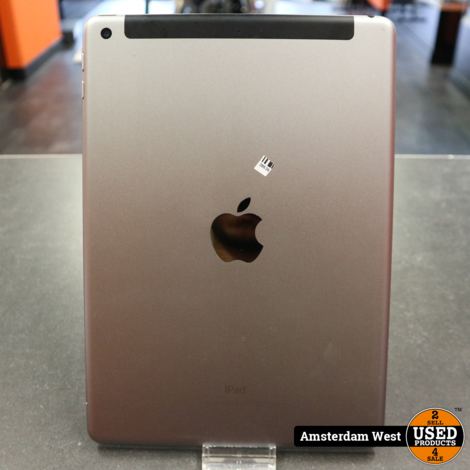 iPad 2017 32GB Space Gray Wifi/4G | Nette staat