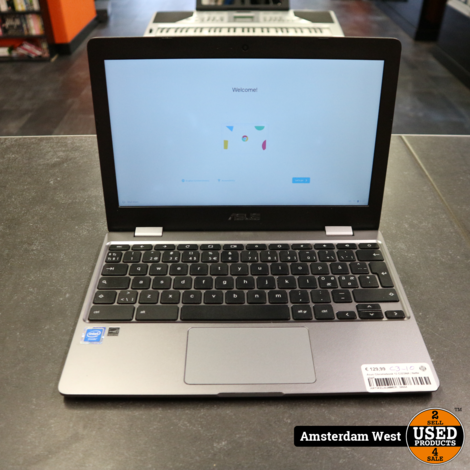 Asus Chromebook 12 C223NA | Nette staat