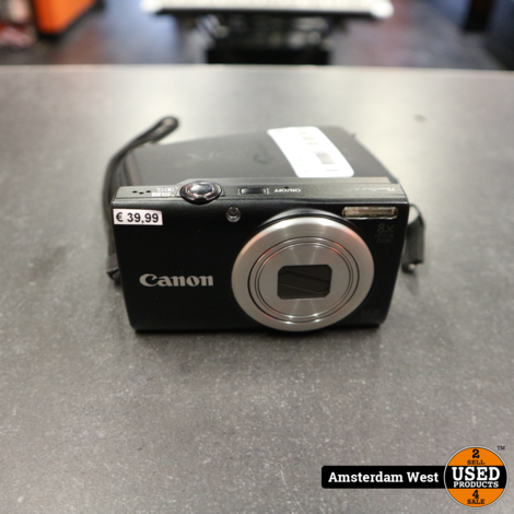 Canon Powershot A4050 IS Camera
