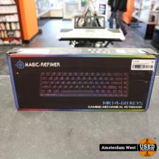 Magic Refiner Keyboard MK14-68 Keys Gaming Mechanical Toetsenbord