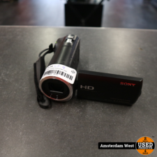 sony Sony HDR-CX450 Camcorder met tasje