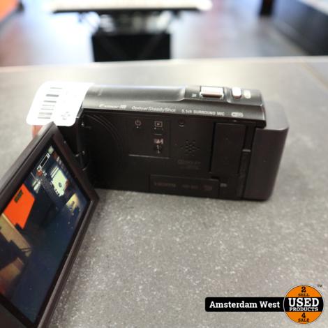 Sony HDR-CX450 Camcorder met tasje