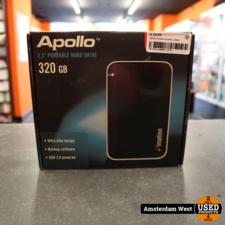 Apollo Portable Harddisk 320GB