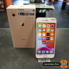 iPhone iPhone 8 64GB Gold | Nette staat