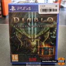 Playstation 4 Game : Diablo 3 Eternal Collection | Nieuw in seal