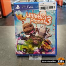 Playstation 4 Playstation 4 Game : Little big planet 3