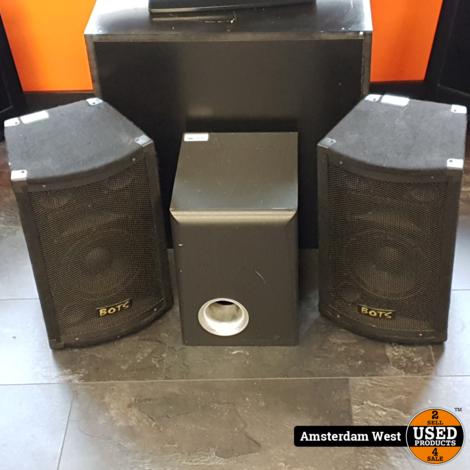 Bots speakers incl. AP801M subwoofer