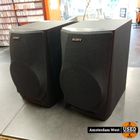 Sony SS-H551 Speakers