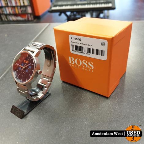 Hugo Boss Horloge In doos