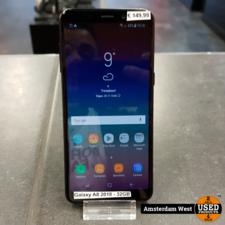 samsung Samsung Galaxy A8 2018 32GB Black