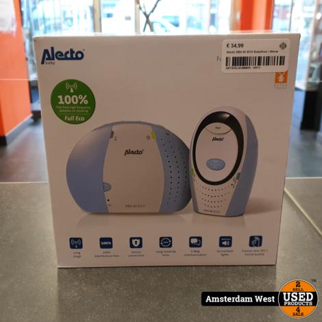 Alecto DBX-85 ECO Babyfoon | Nieuw