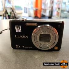 panasonic Panasonic Lumix DMC-FS30 HD-Ready Camera
