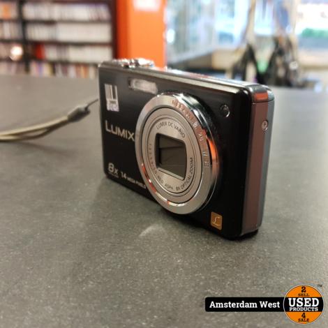 Panasonic Lumix DMC-FS30 HD-Ready Camera