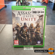 Microsoft Xbox One Game : Assassin's Creed Unity