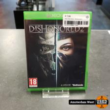Microsoft Xbox One Game : Dishonored 2