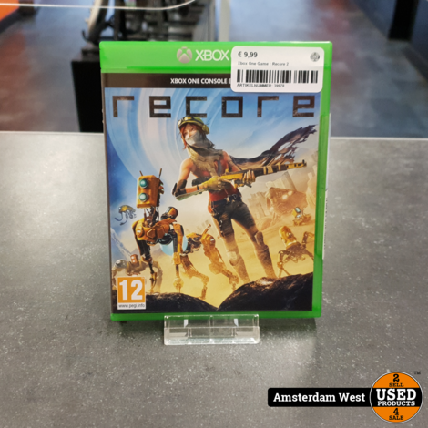Xbox One Game : Recore 2