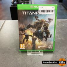 Microsoft Xbox One Game : Titanfall 2
