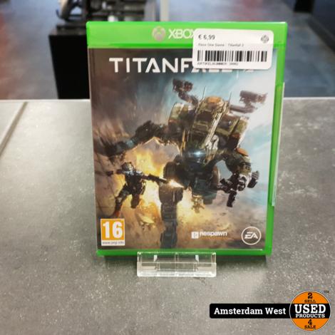 Xbox One Game : Titanfall 2