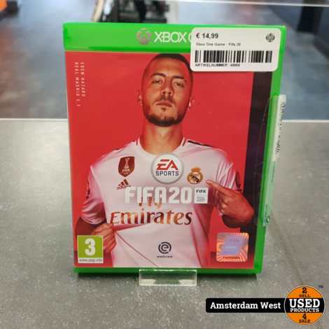 Xbox One Game : Fifa 20