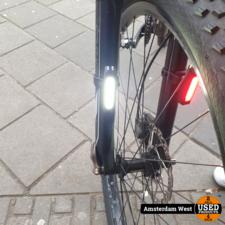 usb USB Fietslampje 100 Lumen