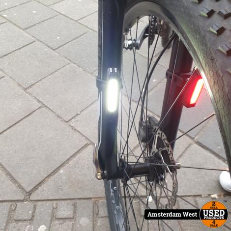 USB Fietslampje 100 Lumen