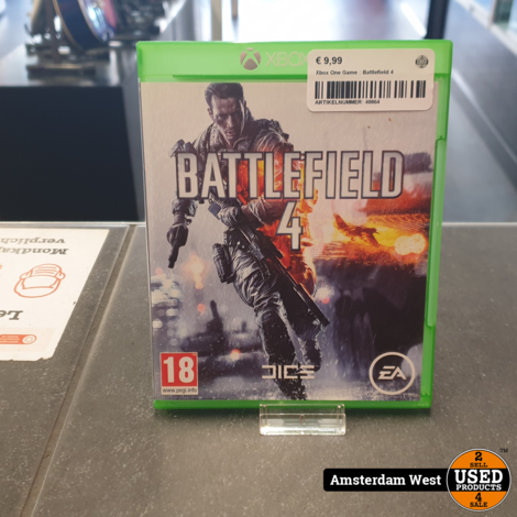 Xbox One Game : Battlefield 4