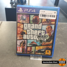 Playstation 4 Playstation 4 Game : Grand Theft Auto 5