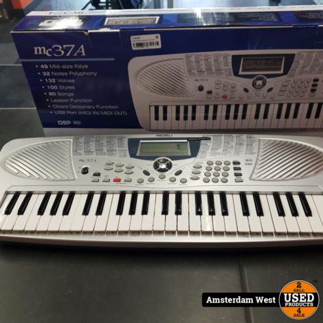 Medeli MC37A elektronisch keyboard