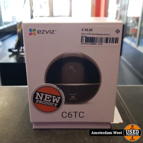 Ezviz C6TC Beveiligingscamera   Nieuw
