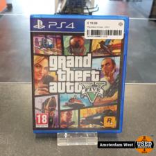 Playstation 4 Playstation 4 Game : GTA 5